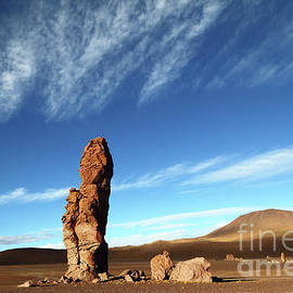 James Brunker - Los Monjes de la Pacana and Windswept Skies Chile