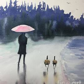 Yohana Knobloch - Walk In The Rain