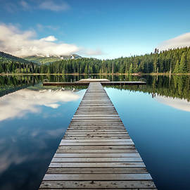 Lost Lake Dream Whistler by Pierre Leclerc Photography
