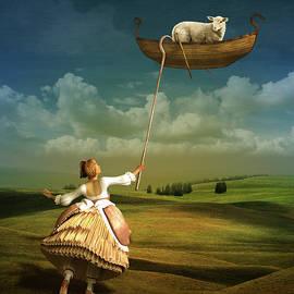 Lost sheep by Britta Glodde