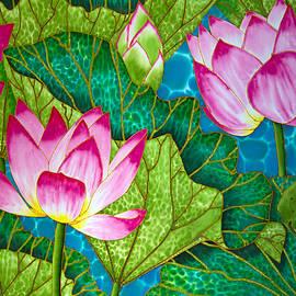 Daniel Jean-Baptiste - Lotus Pond