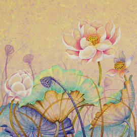 Yuliya Glavnaya - Lotus. Tenderness