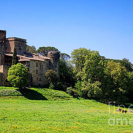 Olivier Le Queinec - Lourmarin Castle