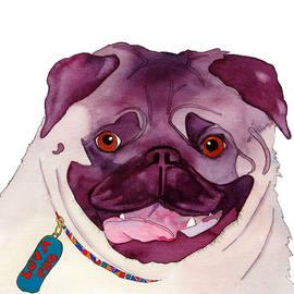 Love A Pug by Jo Lynch