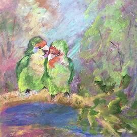 Love Birds by Charme Curtin