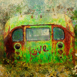 Love Bus by Christina VanGinkel