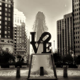 Love in Sepia by Bill Cannon
