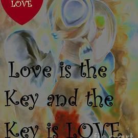 Catherine Lott - Love Is The Key