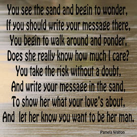 Love Letter by Pamela Walton