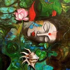 Arjun Das - love of krishna