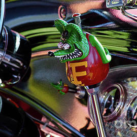 Love The Rat Fink by Bob Christopher