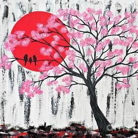 JoNeL Art - Love Under The Cherry Moon