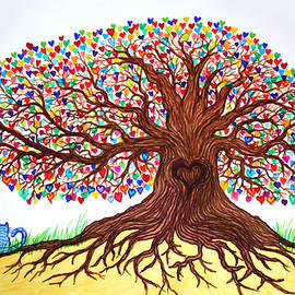 Love Under the Tree of Hearts by Nick Gustafson