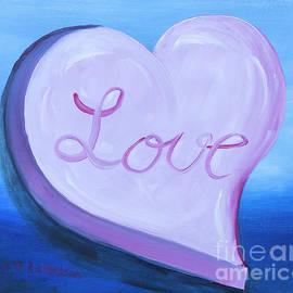 Iris Richardson - Candy Valentine Heart
