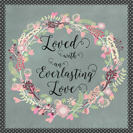 Carla Parris - Loved with an Everlasting Love