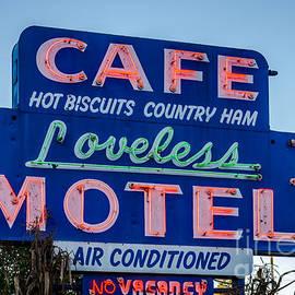 Debra Martz - Loveless Cafe and Motel Sign