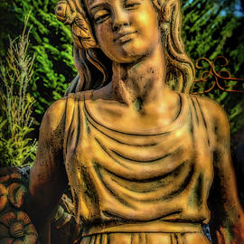 Lovely Garden Statue - Garry Gay