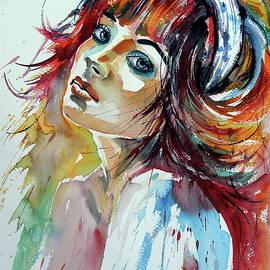 Lovely girl II - Kovacs Anna Brigitta