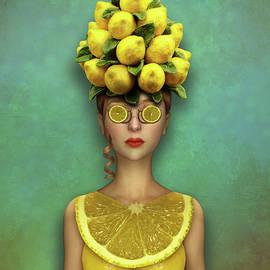 Lovely Lemon by Britta Glodde