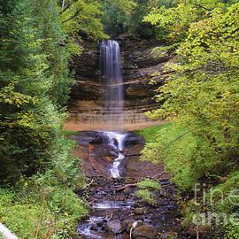 Rachel Cohen - Lovely Munising Falls 2