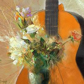 Lover's Gift  by Boghrat Sadeghan