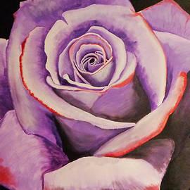 Lover's Rose by Blake Wesley