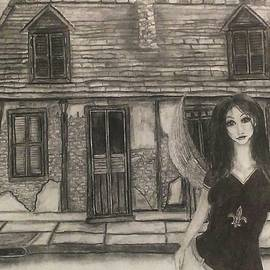 Wendy Wunstell - Lovesick Angel Visits Jean Lafitte