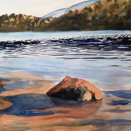 Anne Gardner - Low tide