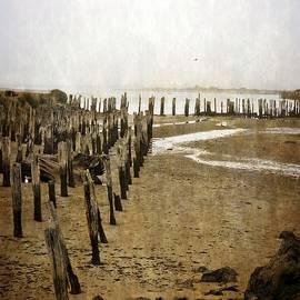 Low Tide Oregon Coast 2.0 by Michelle Calkins