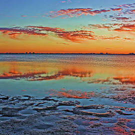 HH Photography of Florida - Low Tide Reflections
