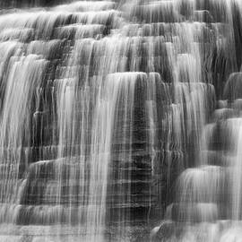 Lower Falls Cascade by Stephen Stookey