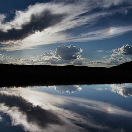 Lower Lake Mary, Arizona by Dave Wilson