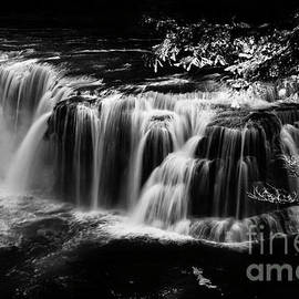 Lower Lewis Falls 1 by Bob Christopher