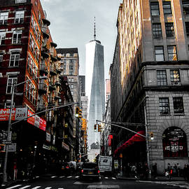 Lower Manhattan by Nicklas Gustafsson