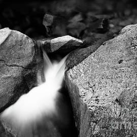Lower Vernal Stream by Charmian Vistaunet