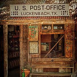 Barbara Rabek - Luckenback Post Office