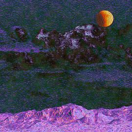 Lynda Lehmann - Lunar Eclipse from the Altered Zone