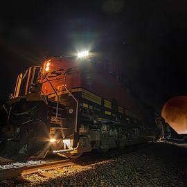 Aaron J Groen - Lunar Express