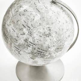 Lunar Moon Globe - Edward Fielding