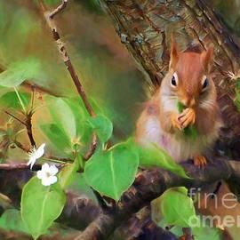 Kerri Farley - Lunching In The Leaves