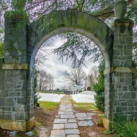 Lynchburg Old City Cemetery by Norma Brandsberg