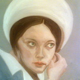 Lynne Frederick As Tatiana Romanov by Peter Gartner