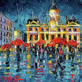 Mona Edulesco - Lyon City Hall