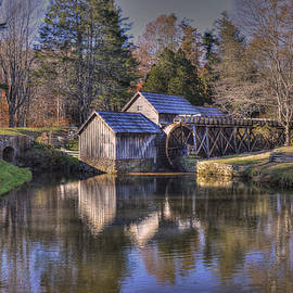 Mabry Grist Mill by Mike Griffiths