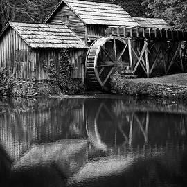David Beebe - Mabry Mill 2