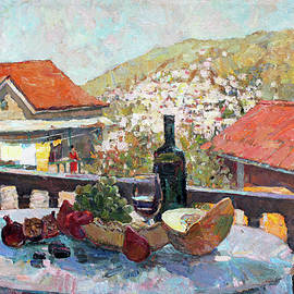 Juliya Zhukova - Macedonian still Life