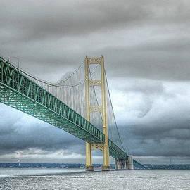 Randy Pollard - Mackinac Bridge