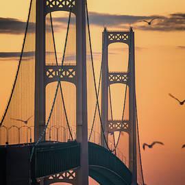 Victor Hiltz - Mackinac Bridge