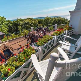 Norris Seward - Mackinac Island Grand Hotel -2705