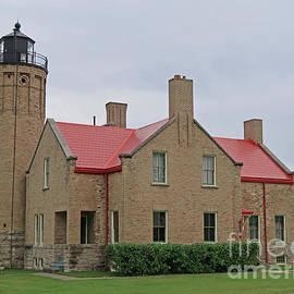 Ann Horn - Mackinac Point Lighthouse